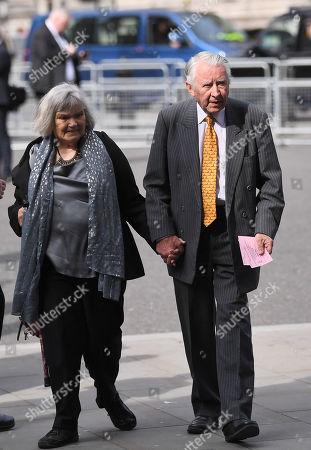 David Steel and his wife Judith MacGregor