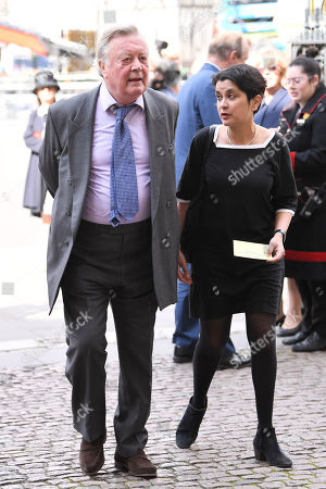Kenneth Clarke and Shami Chakrabarti
