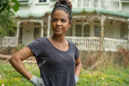 Stock Picture of Christina Milian as Gabriela