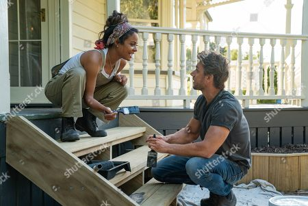 Christina Milian as Gabriela and Adam Demos as Jake
