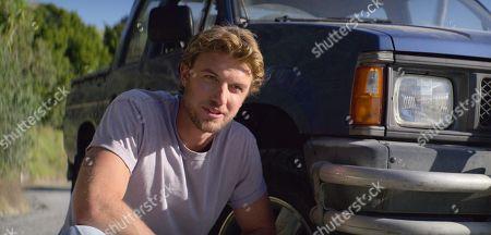 Stock Image of Adam Demos as Jake