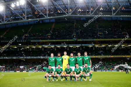 Editorial picture of Republic of Ireland v Bulgaria, International Friendly, Football, Aviva Stadium, Dublin, Ireland - 10 Sep 2019