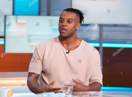 Stock Picture of Oritse Williams