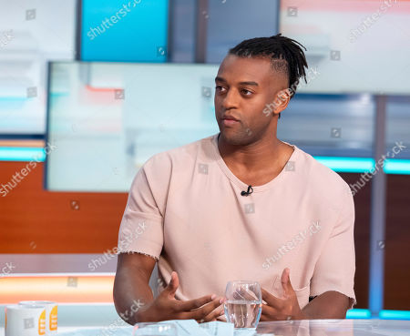 Editorial image of 'Good Morning Britain' TV show, London, UK - 10 Sep 2019