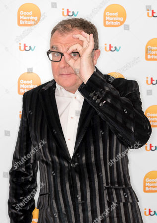 Stock Picture of Paul Ross