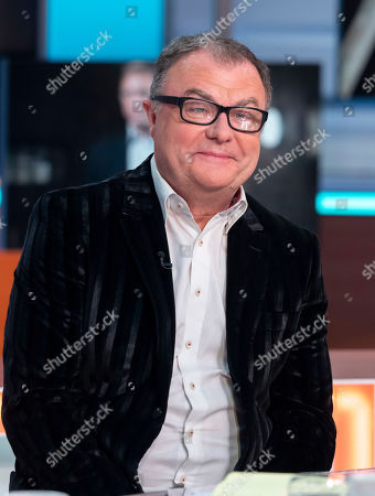 Editorial picture of 'Good Morning Britain' TV show, London, UK - 10 Sep 2019