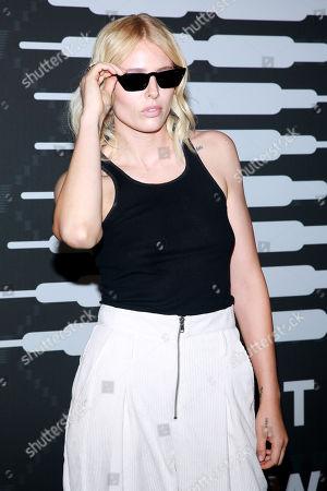 Stock Photo of Lauren Wasser