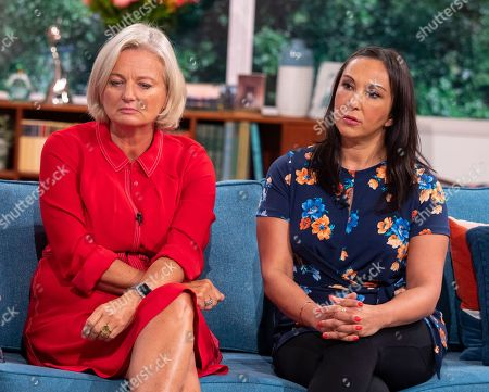 Editorial image of 'This Morning' TV show, London, UK - 10 Sep 2019
