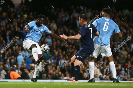 Kolo Toure of Manchester City Legends