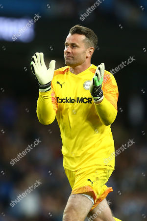 Shay Given of Premier League All-Stars