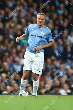 Dietmar Hamann of Manchester City Legends
