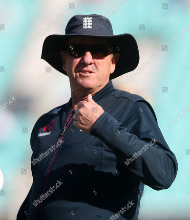 England Coach Trevor Bayliss
