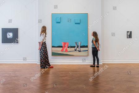 Untitled (Blue Sky), 1962