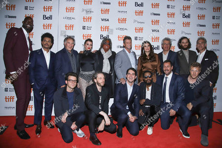 Editorial picture of 'Uncut Gems' premiere, Arrivals, Toronto International Film Festival, Canada - 09 Sep 2019