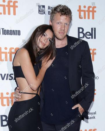 Editorial image of 'Uncut Gems' premiere, Arrivals, Toronto International Film Festival, Canada - 09 Sep 2019