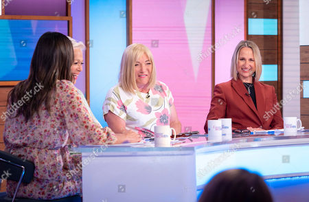 Christine Lampard, Denise Welch, Kellie Maloney, Carol McGiffin