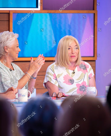 Editorial picture of 'Loose Women' TV show, London, UK - 10 Sep 2019
