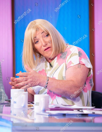 Editorial photo of 'Loose Women' TV show, London, UK - 10 Sep 2019