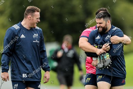 Editorial picture of Munster Rugby Squad Training, UL, Limerick  - 10 Sep 2019