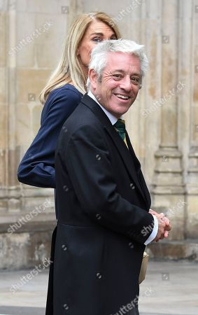 Editorial image of Service of Thanksgiving for Lord Ashdown, Westminster Abbey, London, UK - 10 Sep 2019