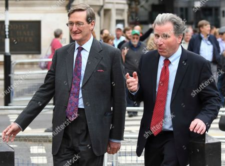 Dominic Grieve and Oliver Letwin