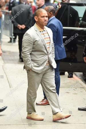 Stock Picture of Benny Medina