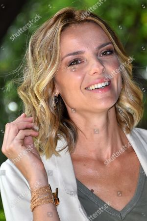 Editorial image of 'Back Home' TV show photocall, Rome, Italy - 10 Sep 2019