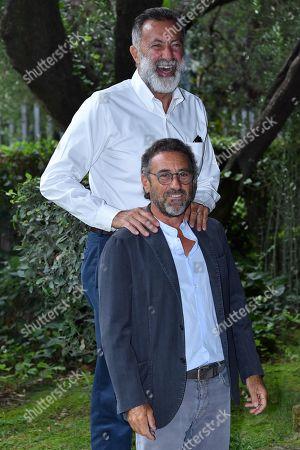 Riccardo Donna Luca Barbareschi