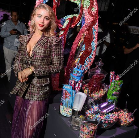 Editorial image of OK! Magazine Fashion Week Party, Inside, PHD Lounge at the Dream Hotel, New York, USA - 10 Sep 2019