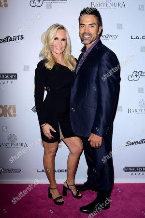 Tamra Judge and Eddie Judge