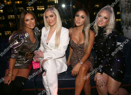 LeeAnne Locken, Erika Jayne, Melissa Gorga, and Margaret Josephs