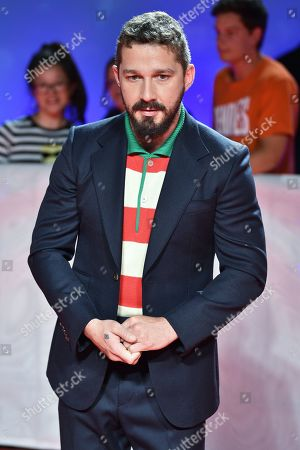 Stock Photo of Shia LeBeouf