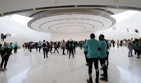 Editorial image of Apple Special event at Apple Park, Cupertino, USA - 10 Sep 2019