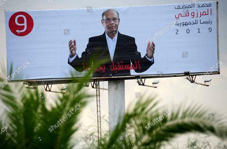 Editorial photo of Election, Tunis, Tunisia - 10 Sep 2019