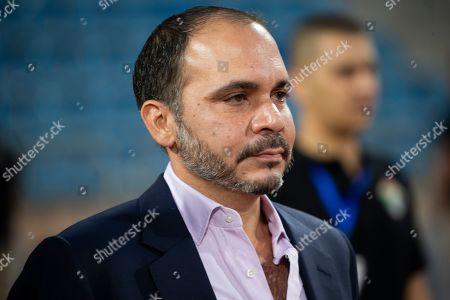 Editorial picture of Jordan vs Paraguay, Amman - 10 Sep 2019