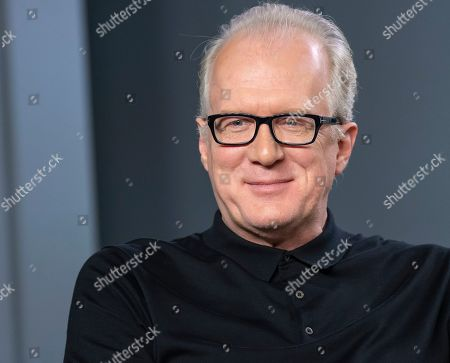 Tracy Letts attends the press conference for the movie 'Ford v Ferrari' during the 44th annual Toronto International Film Festival (TIFF) in Toronto, Canada, 10 September 2019. The festival runs 05 to 15 September.