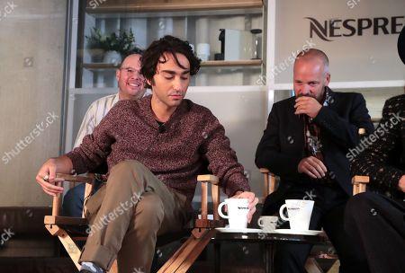 Marc Meyers, Director, Alex Wolff, Peter Sarsgaard