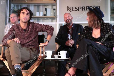 Marc Meyers, Director, Alex Wolff, Peter Sarsgaard, Maya Thurman Hawke