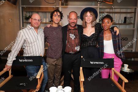 Marc Meyers, Director, Alex Wolff, Peter Sarsgaard, Maya Thurman Hawke, Betty Gabriel