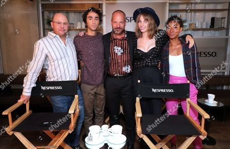 Editorial picture of Nespresso hosts Coffee with Creators for the film 'Human Capital' presented by Deadline at the Toronto International Film Festival, Toronto, Canada - 10 Sep 2019