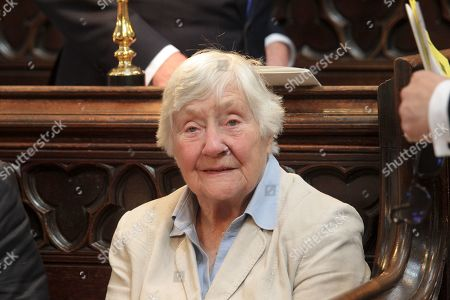 Stock Photo of Dame Shirley Williams