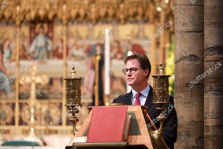 The Right Honourable Sir Nick Clegg reads The Second Reading