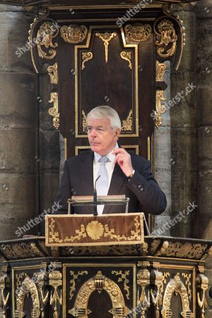 The Right Honourable Sir John Major KG CH gives The Address