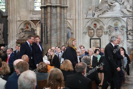 Editorial photo of Service of Thanksgiving for Lord Ashdown, Westminster Abbey, London, UK - 10 Sep 2019