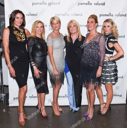 Stock Picture of LuAnn de Lesseps, Ramona Singer, Dorinda Medley, Pamella Roland, Sonja Morgan and Tinsley Mortimer