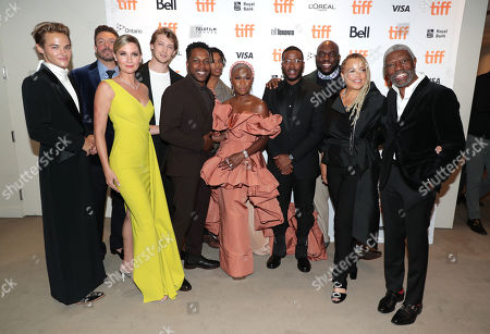 Editorial image of Focus Features 'Harriet' Premiere at the Toronto International Film Festival, Toronto, Canada - 10 Sep 2019