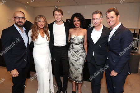 Peter Kujawski, Chairman of Focus Features, Daniela Taplin, Producer, Joe Alwyn, Debra Martin Chase, Producer, Robert Walak, President of Focus Features, Jason Cassidy, President of Marketing at Focus Features