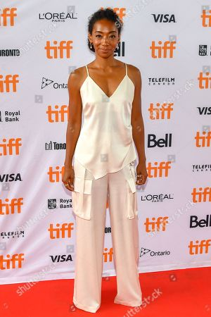 Editorial picture of 'Human Capital' premiere, Arrivals, Toronto International Film Festival, Canada - 10 Sep 2019