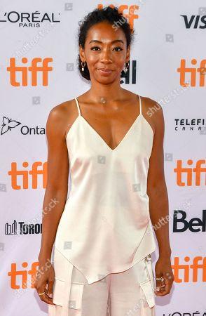 Editorial image of 'Human Capital' premiere, Arrivals, Toronto International Film Festival, Canada - 10 Sep 2019