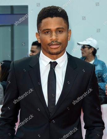 Nnamdi Asomugha arrives for the premiere of the movie 'Harriet' during the 44th annual Toronto International Film Festival (TIFF) in Toronto, Canada, 10 September 2019. The festival runs from 05 September to 15 September 2019.